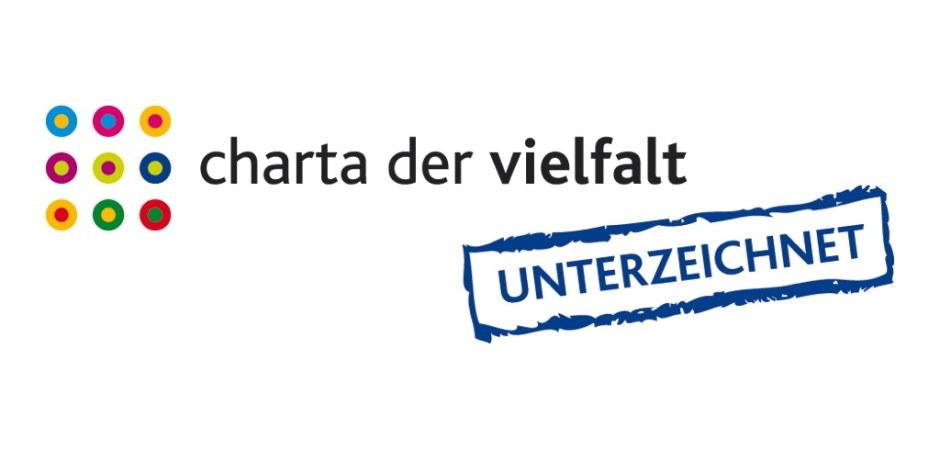 Mitglied charta der Vielfalt