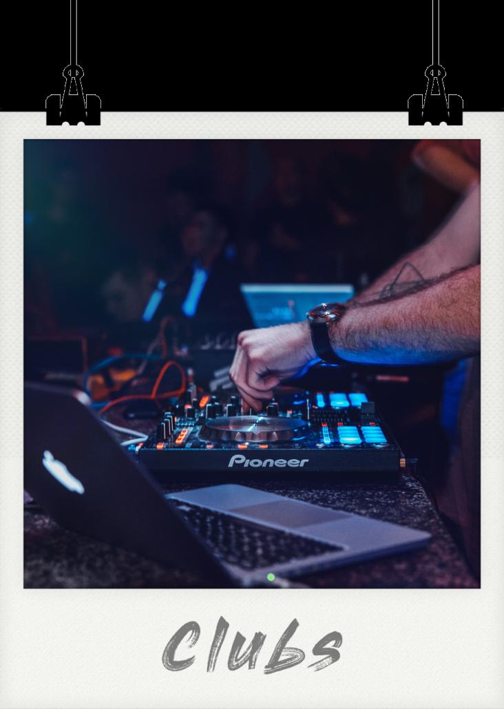 club events - loonee gmbh